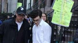 Fotografías de Daniel Radcliffe en 'Kill Your Darlings'