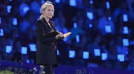 Rowling, Voldemort y Branagh en la Inauguración de las Olimpíadas de Londres 2012