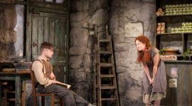 """Nuevas Imágenes de Daniel Radcliffe como """"Cripple Billy"""" en 'The Cripple of Inishmaan'"""