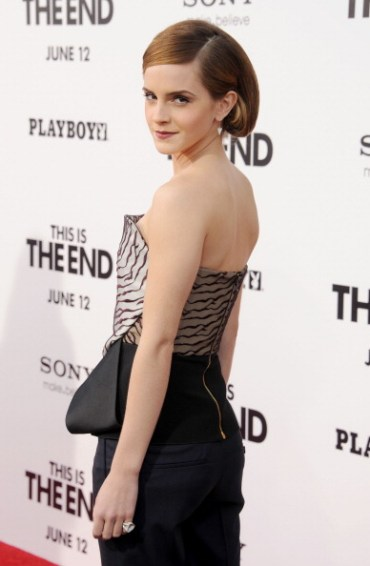 Imágenes de Emma Watson en la Premier de 'This is the End' en Los Angeles