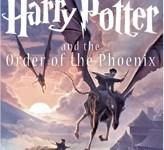 'Scholastic' Revela la Nueva Portada de 'Harry Potter y la Orden del Fénix', Ilustrada por Kazu Kibuishi