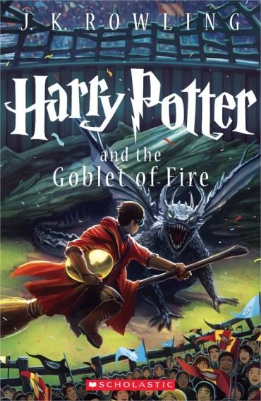 'Scholastic' Revela la Nueva Portada de 'Harry Potter y el Cáliz de Fuego', Ilustrada por Kazu Kibuishi