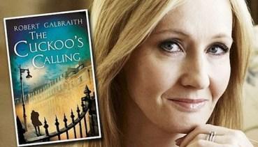 'The Cuckoo's Calling' de JK Rowling es la Novela más Vendida en EEUU