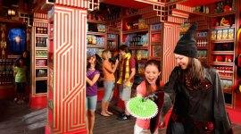 Cerrará la Tienda 'Zonko' en el Parque de Harry Potter por Ampliación de 'Honeydukes'