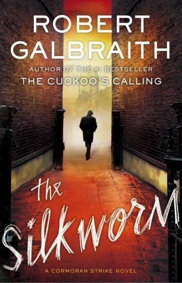 Confirmado Nuevo Libro de JKR 'The Silkworm' para el Próximo Mes de Junio