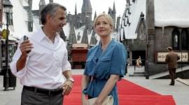JK Rowling Asistirá a la Inauguración del Nuevo Parque de Harry Potter en Japón