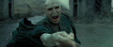 Se revela que la muerte de Lord Voldemort en el cine iba a incluir su transformación en árbol!