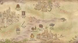 Pottermore Redecora su Mapa Principal por la Temporada de Verano