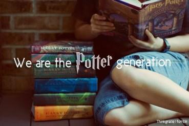 Opinión: La Verdadera 'Generación Harry Potter'