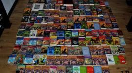 Imagen de la Semana: 1 Libro de Harry Potter en cada Idioma Publicado!
