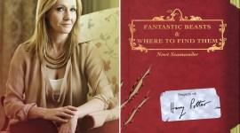 JK Rowling Será la Productora de 'Animales Fantásticos y dónde Encontrarlos'!
