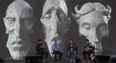 Director de Arte y Equipo de Universal Hablan de la Creación del Parque Temático de Orlando