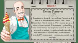 Florean Fortescue – Mago del Mes Febrero