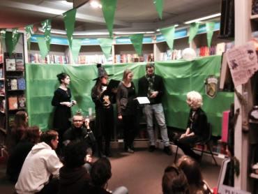 Fotografías  del evento 'Harry Potter Book Night' en Londres