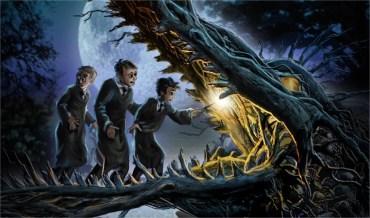 Fan Fiction: Harry Potter, Porno y Copyright