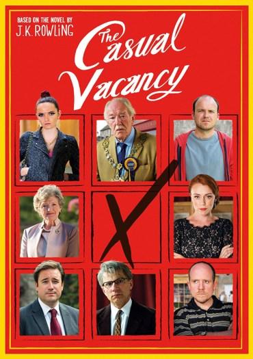 DVD de 'The Casual Vacancy' Estará Disponible en Junio