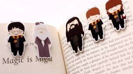 21 Marcadores de Libros de Harry Potter a los que No te Podrás Resistir