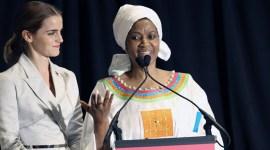 Phumzile Mlambo y su Emotivo Saludo a Emma Watson