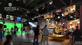 Warner Bros. Studio Tour en Hollywood incluirá atracción de Harry Potter