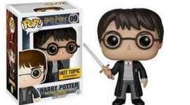 Nueva figura Funko Pop! de Harry Potter con espada de Gryffindor