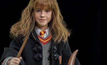 En pre-venta la figura de acción de Hermione Granger más realista que puedes encontrar