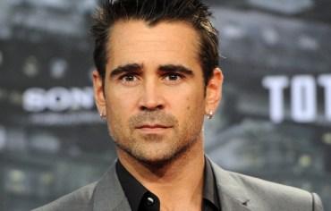 Colin Farrell estará en 'Animales Fantásticos y Dónde Encontrarlos'
