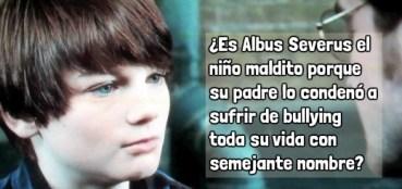 11 preguntas que nos hacemos con Harry Potter and The Cursed Child