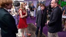 8 Fotografías del rodaje de Harry Potter que te harán querer volver a ver las películas
