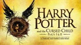 Sipnosis y artwork de Harry Potter and The Cursed Child