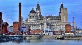 Filmarán escenas de 'Animales Fantásticos' en  St. George's Hall en Liverpool