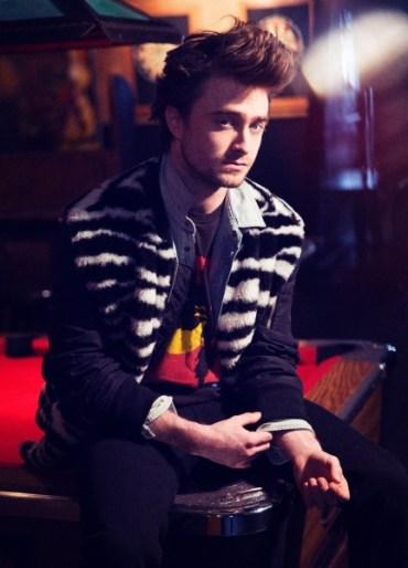 5 cosas nuevas que no sabías sobre Daniel Radcliffe