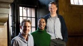Fotos: Los actores que interpretarán a Harry, Ron y Hermione en Harry Potter and the Cursed Child