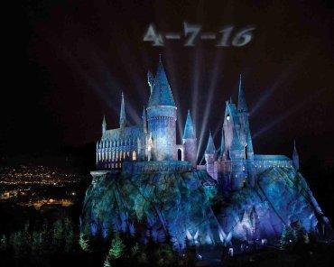 Revelada la fecha de apertura del parque The Wizarding World of Harry Potter en Hollywood