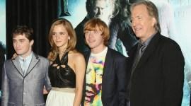 Emma Watson habla sobre la muerte de Alan Rickman