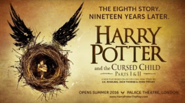 Video: Mira un detrás de escenas de Harry Potter and the Cursed Child