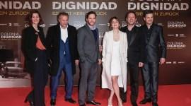 Imágenes de Emma Watson en el estreno de Colonia Dignidad