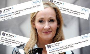 'Time' selecciona a JKR entre las 10 celebridades más influyentes en las redes sociales