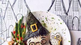 5 Hermosos Bento de Harry Potter que querrás tener para almorzar!