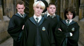 Si Harry hubiera ido a Slytherin