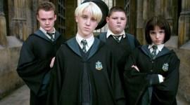 Si Harry hubiera ido a Slytherin