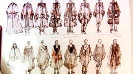 Revelan los diseños de las túnicas de Harry Potter and the Cursed Child