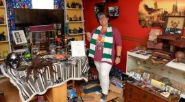 Una chica de Cardiff gastó más de $125.000 dólares en su fanatismo por  Harry Potter!