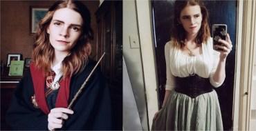 Descubre a Kari Lewis, una joven idéntica a Emma Watson!