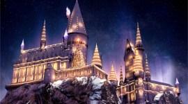 Vídeos: Llega la Navidad a los parques de Harry Potter en Hollywood y Japón