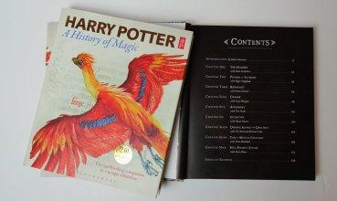'Harry Potter: A History of Magic' llegará a New York este año