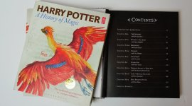 'Harry Potter: A History of Magic' llegará a New York este año