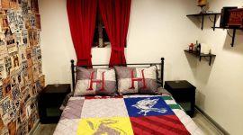 Airbnb: condominio inspirado 100% en Harry Potter