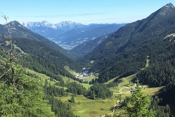2.000 Höhenmeter und mehr - nichts für Sandalen blogHuette.at image 4