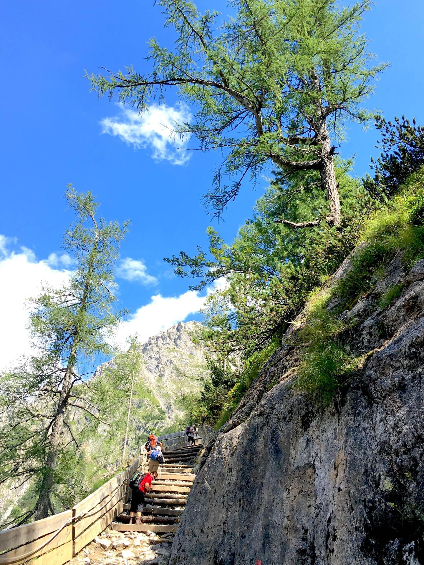 Auf zum Jägersee und Tappenkarsee - Zwei der schönsten Seen der Alpen blogHuette.at image 7