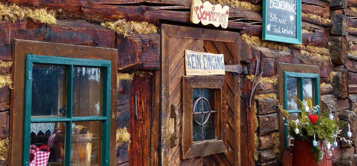 Hausmannskost und top Kulinarik auf der Burgstallhütte
